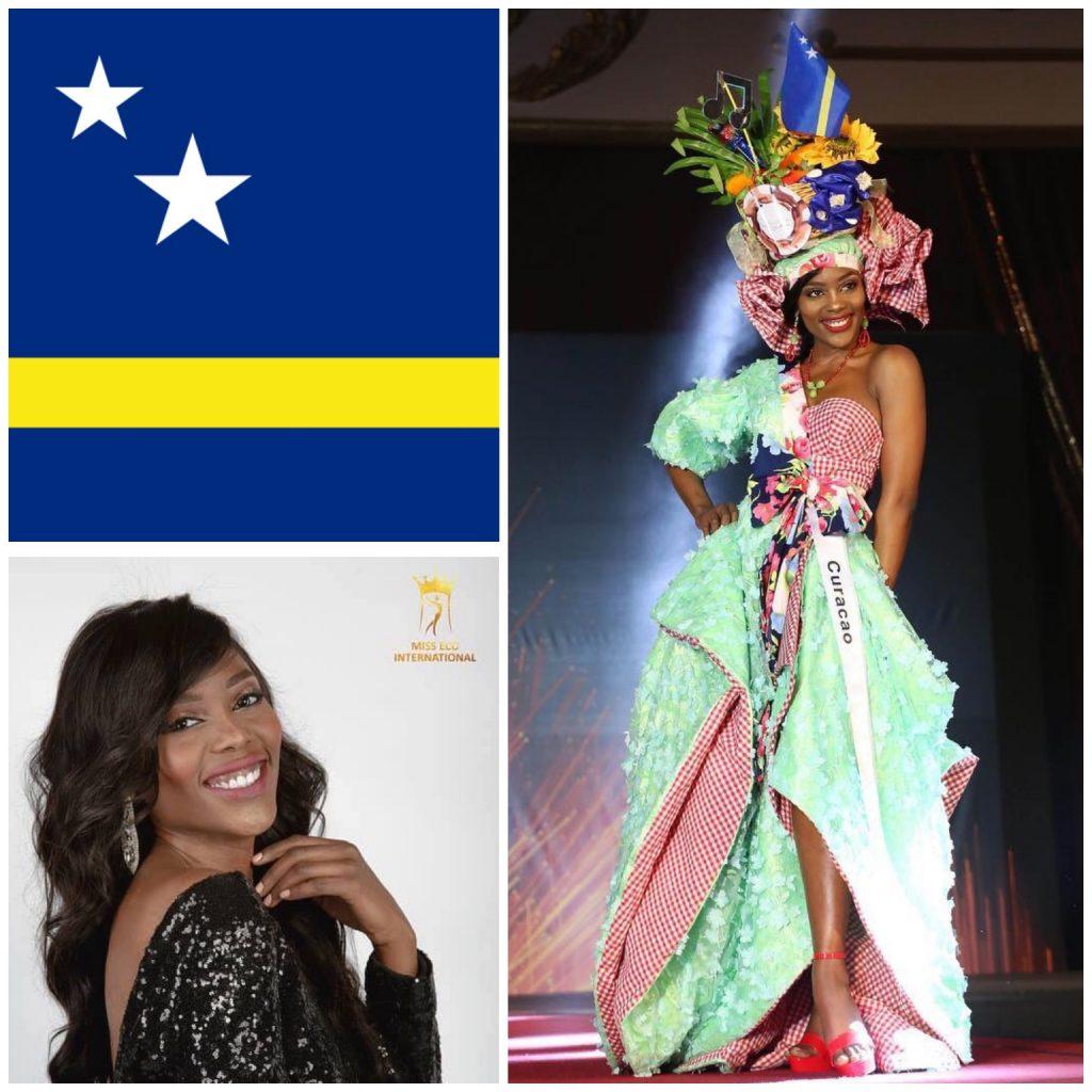 Miss Curacao 2019